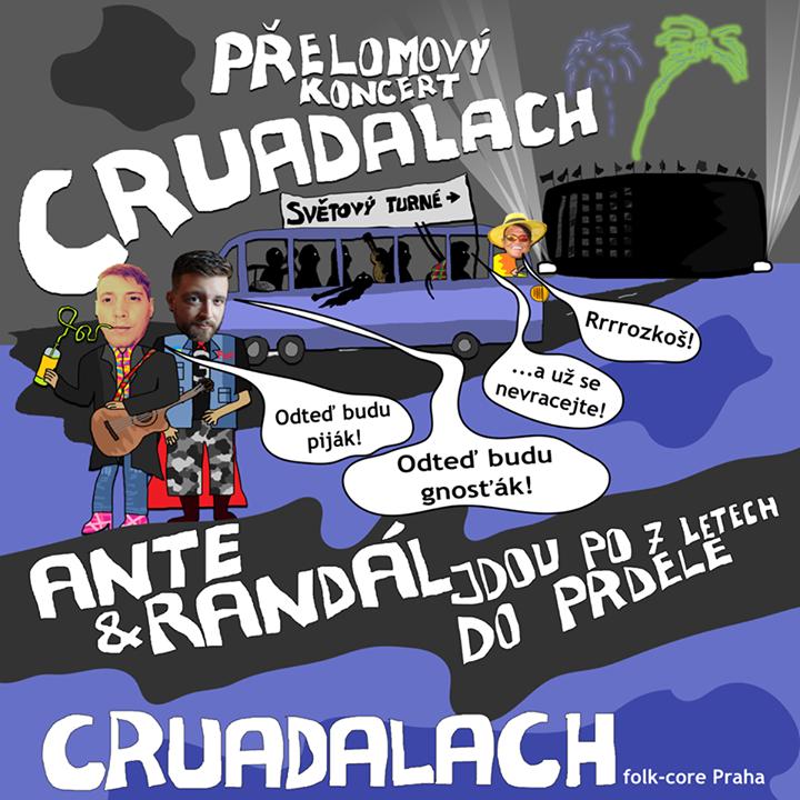Cruadalach Tour Dates