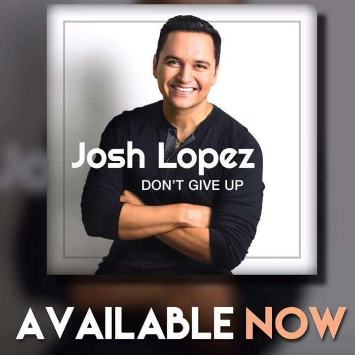 Josh Lopez Tour Dates