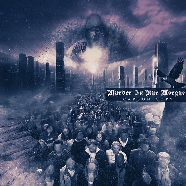 Murder In Rue Morgue Tour Dates
