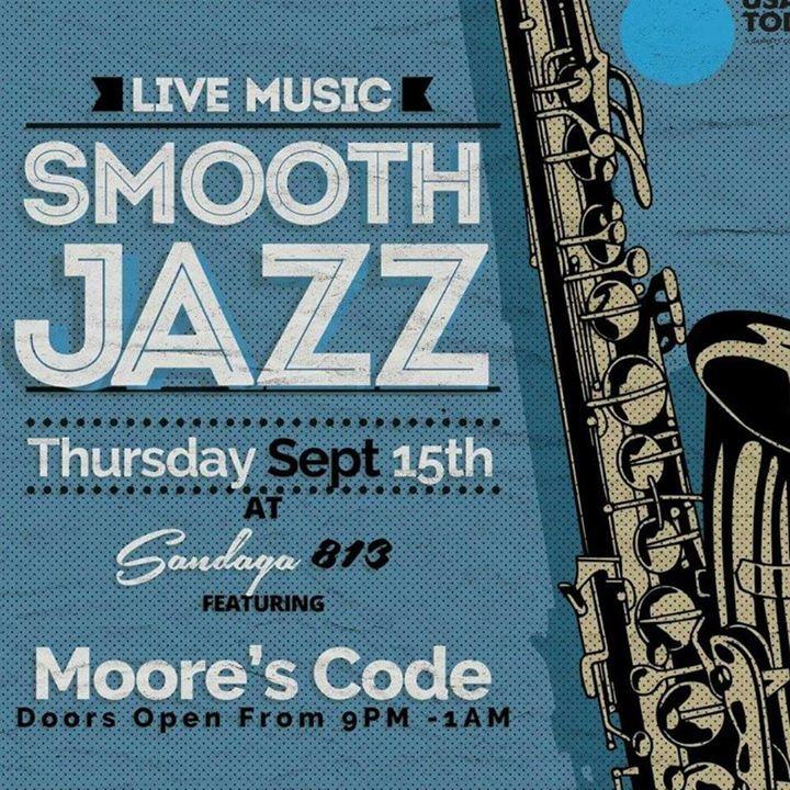Moore's Code Tour Dates