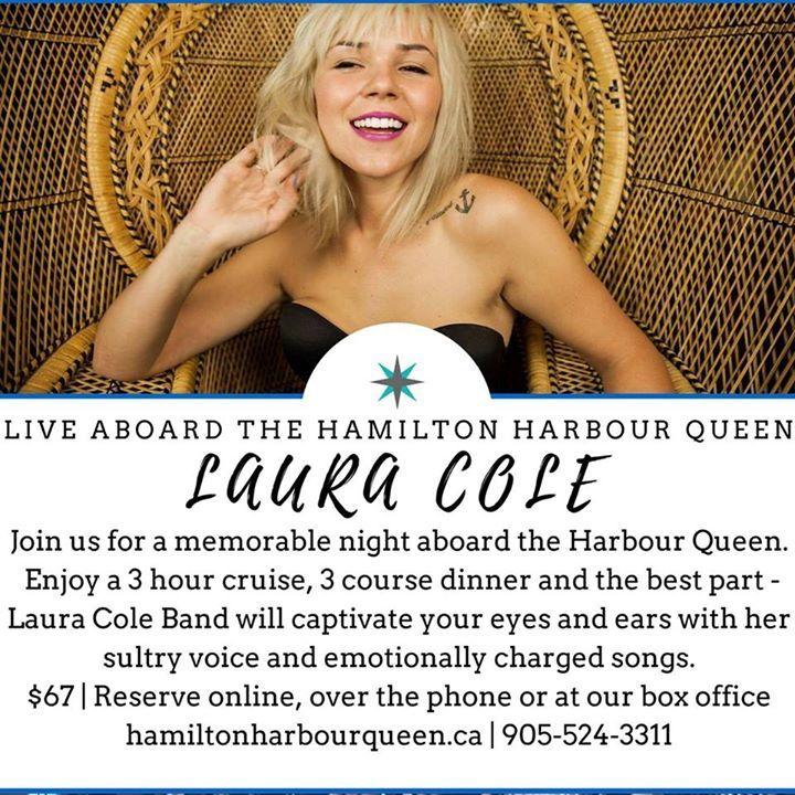 Laura Cole Tour Dates