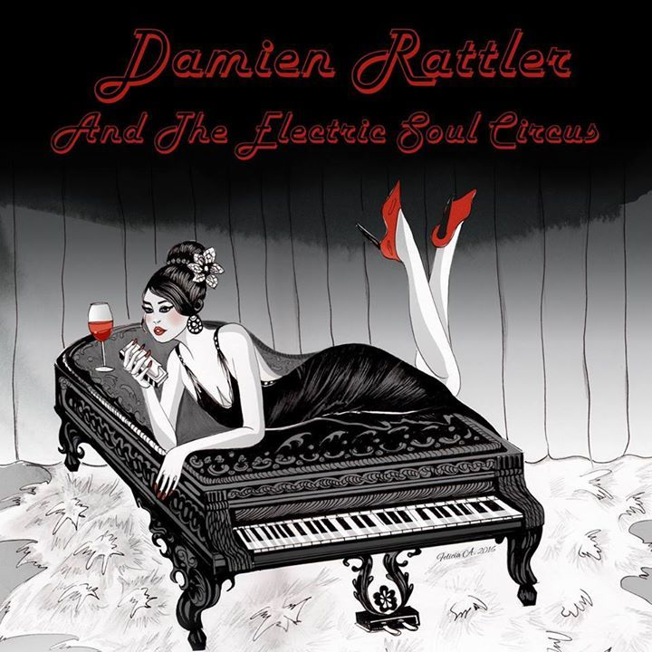 Damien Rattler & The Electric Soul Circus Tour Dates