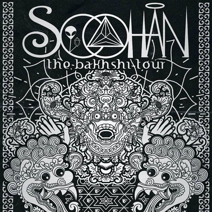 Soohan Tour Dates