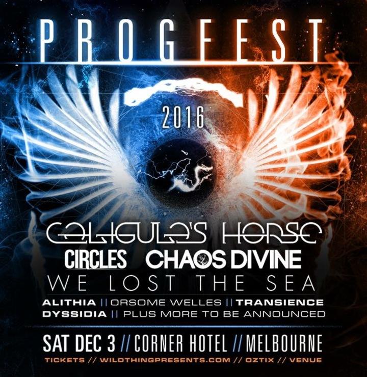 Circles @ Corner Hotel - Melbourne, Australia