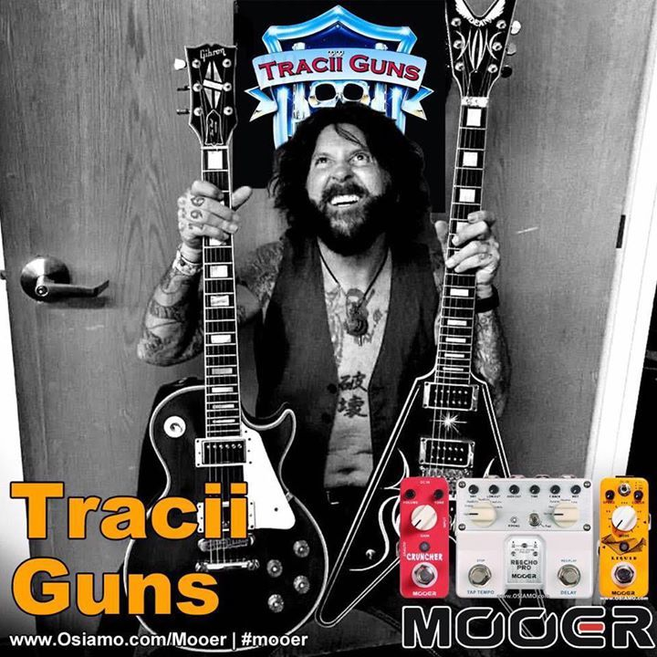 Tracii Guns Tour Dates