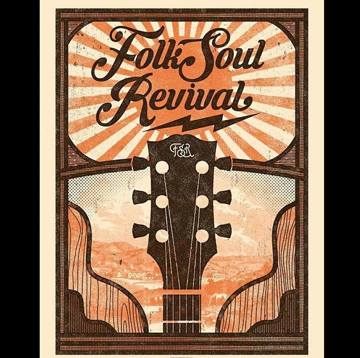 Folk Soul Revival Tour Dates