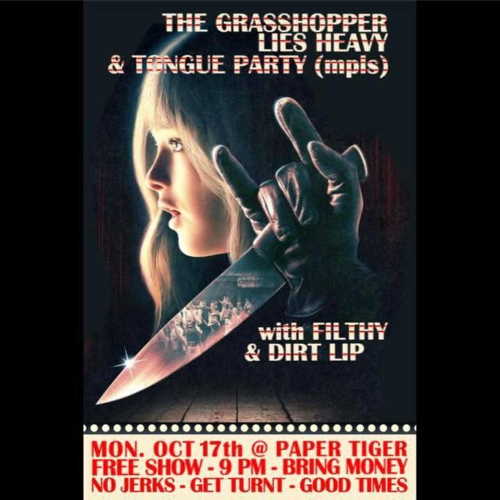 The Grasshopper Lies Heavy Tour Dates