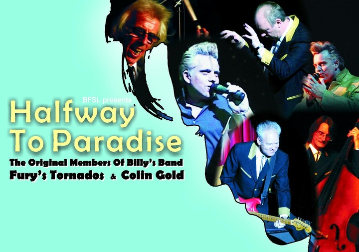 Billy Fury Story @ The Playhouse - Whitley Bay, United Kingdom
