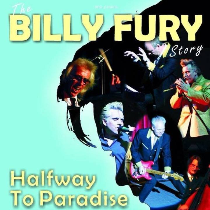 Billy Fury Story Tour Dates