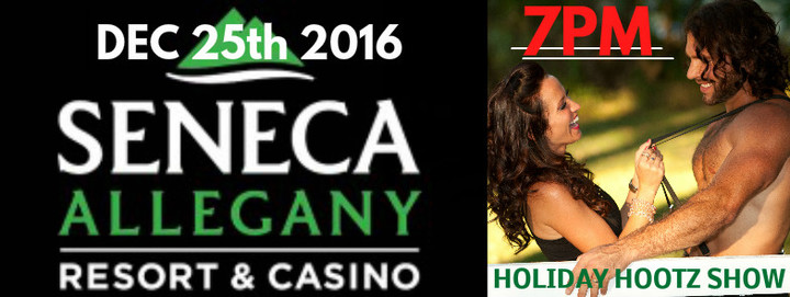 The Hootz @ Seneca Allegany Casino - Salamanca, NY