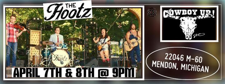 The Hootz @ Cowboy Up - Mendon, MI