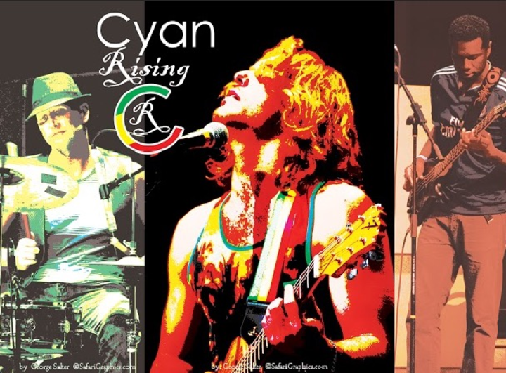 Cyan Rising Tour Dates