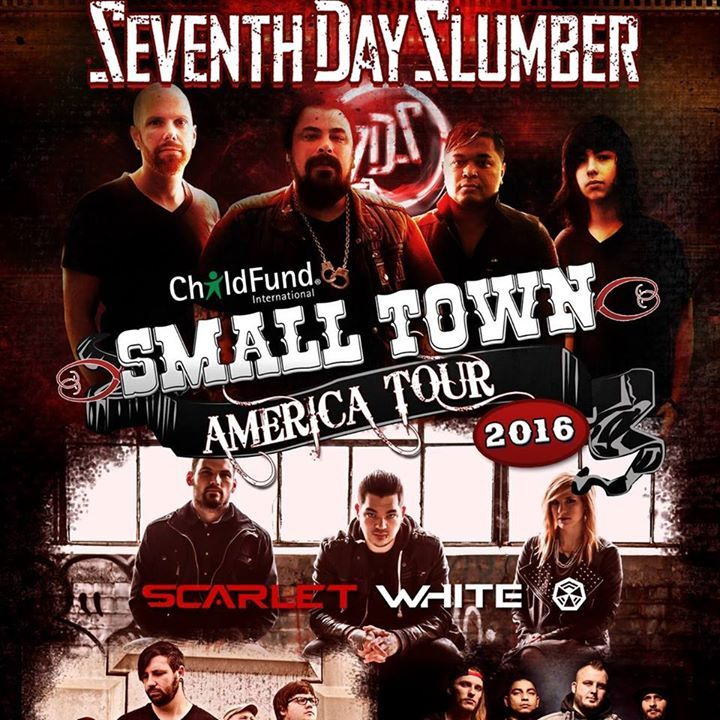 Seventh Day Slumber @ Life Church - Columbia, MS