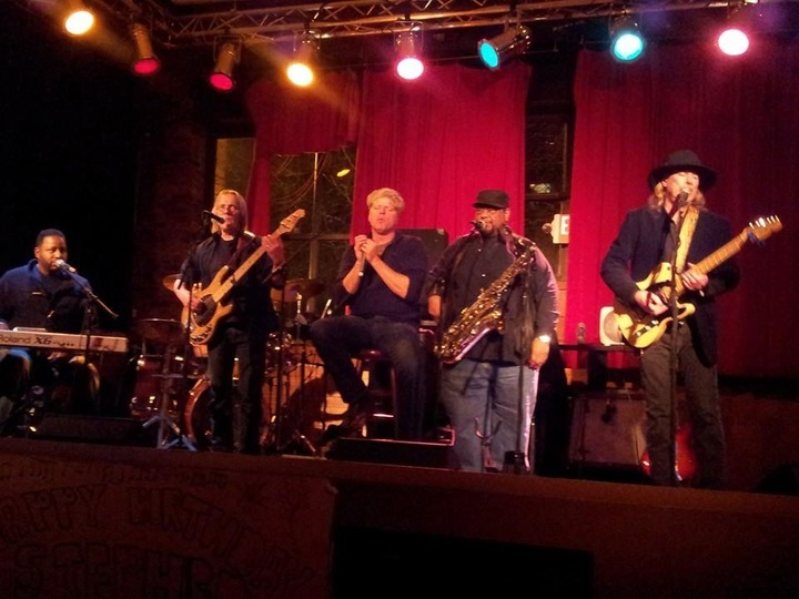 Armed & Dangerous Blues Revue Tour Dates