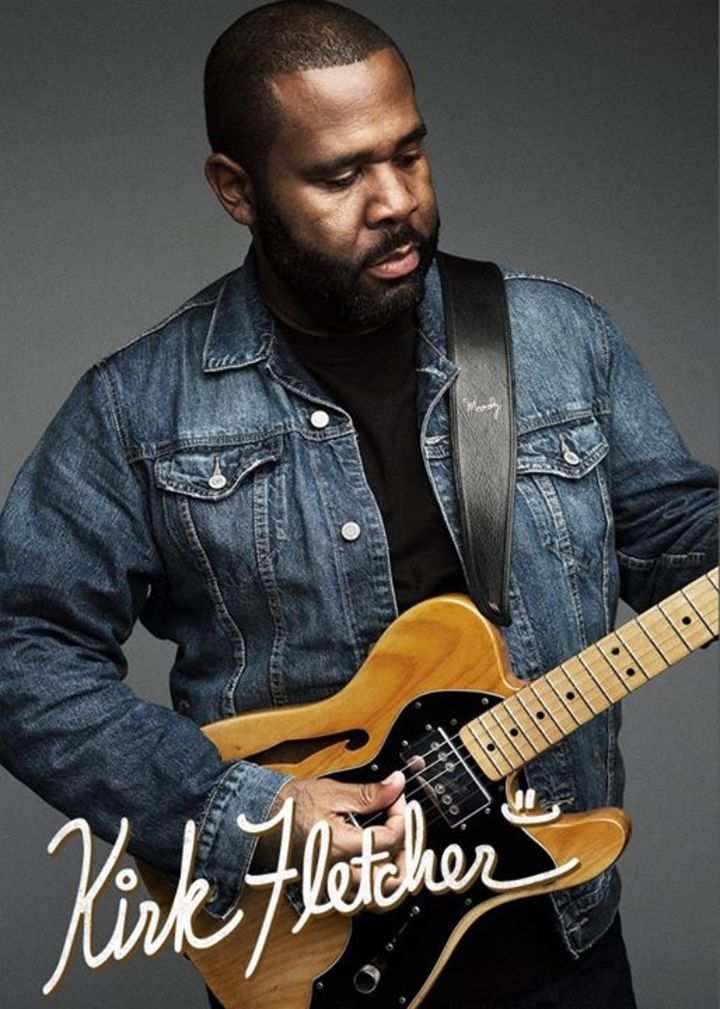 Kirk Fletcher UK Tour Tour Dates