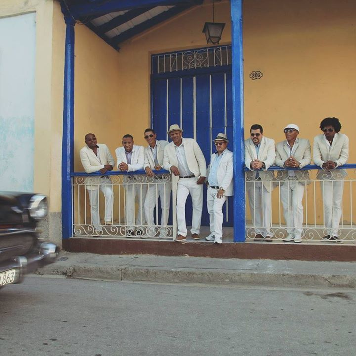 Septeto Santiaguero Tour Dates