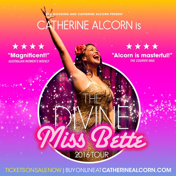 Catherine Alcorn @ Anita's Theatre  - Thirroul, Australia