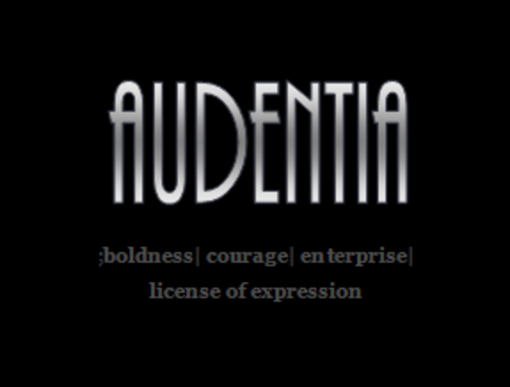 Audentia Tour Dates