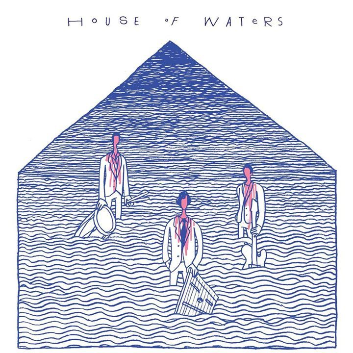 House of Waters @ Tilles Center Concert Hall - Brookville, NY