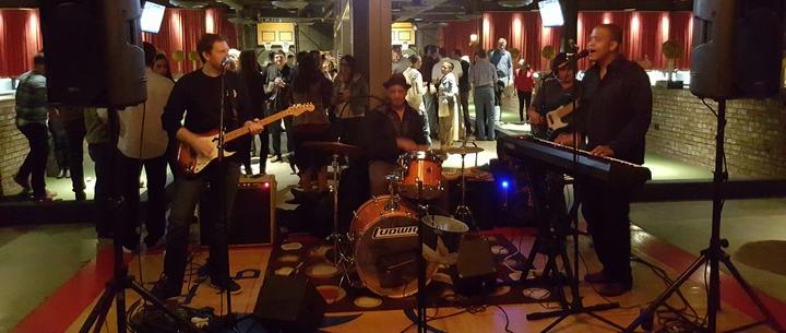 Larry Griffith Band @ The Painted Pin - Atlanta, GA