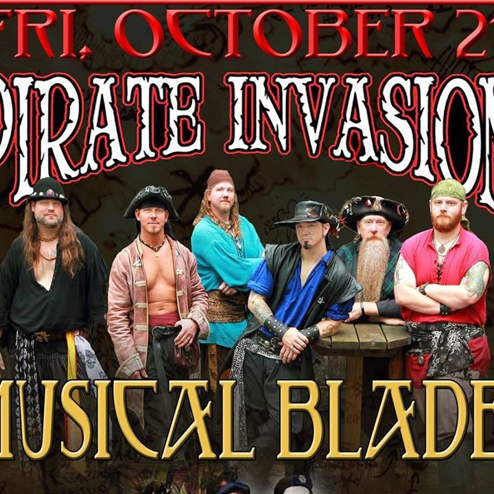 Musical Blades Tour Dates