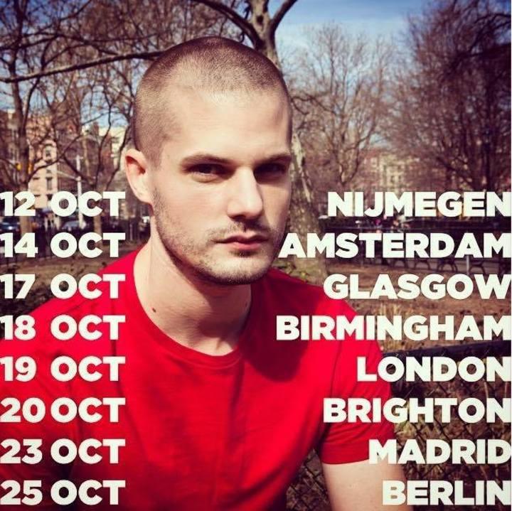 Jay Brannan Tour Dates