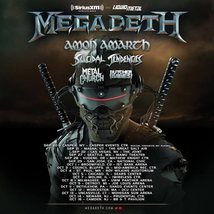 Butcher Babies Tour Dates