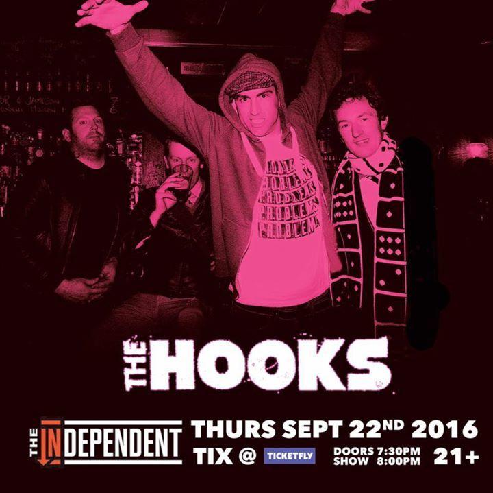 the Hooks Tour Dates