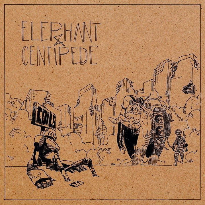 Elephant & Centipede Tour Dates
