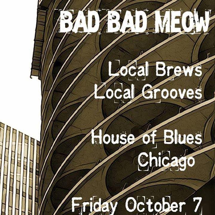 Bad Bad Meow Tour Dates