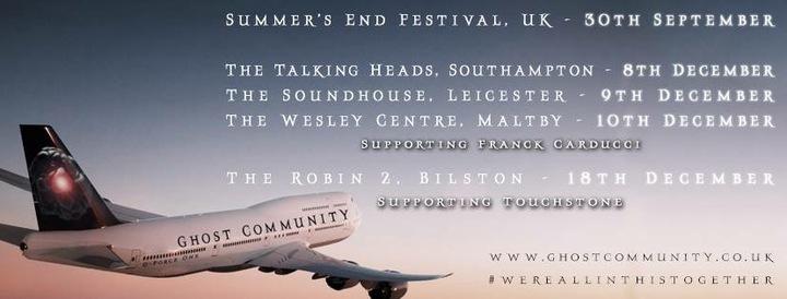 Ghost Community @ The Robin 2 - Wolverhampton, United Kingdom