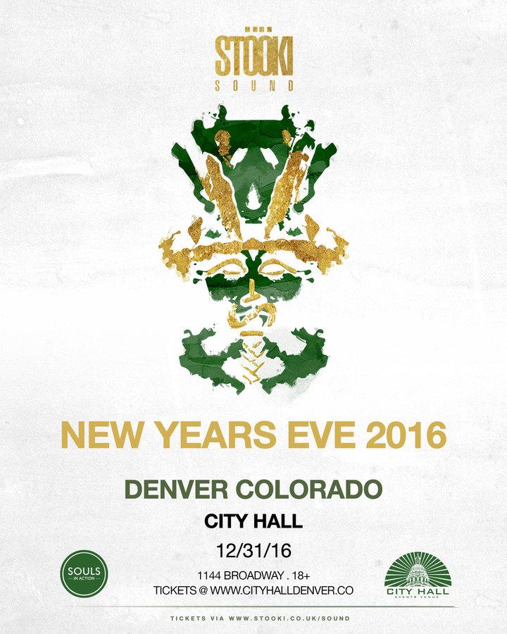 Stööki Sound @ City Hall - Denver, CO