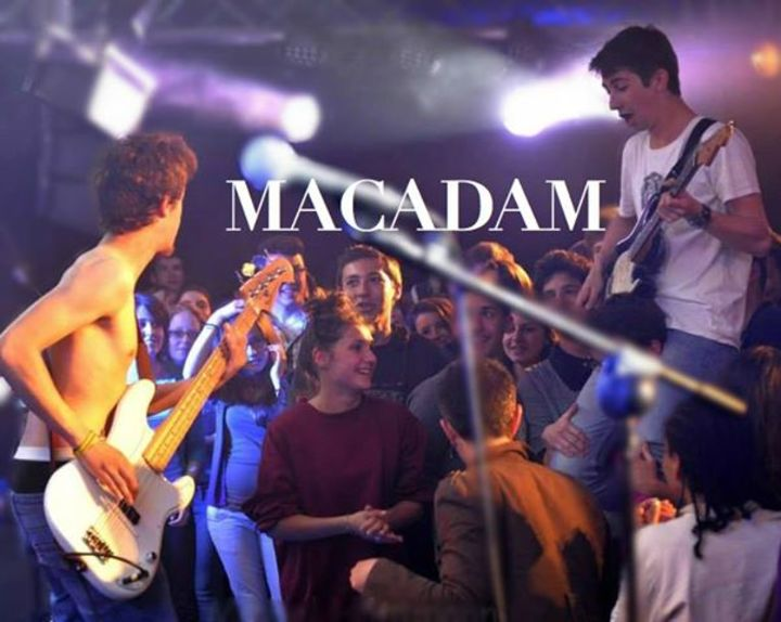 MACADAM Tour Dates