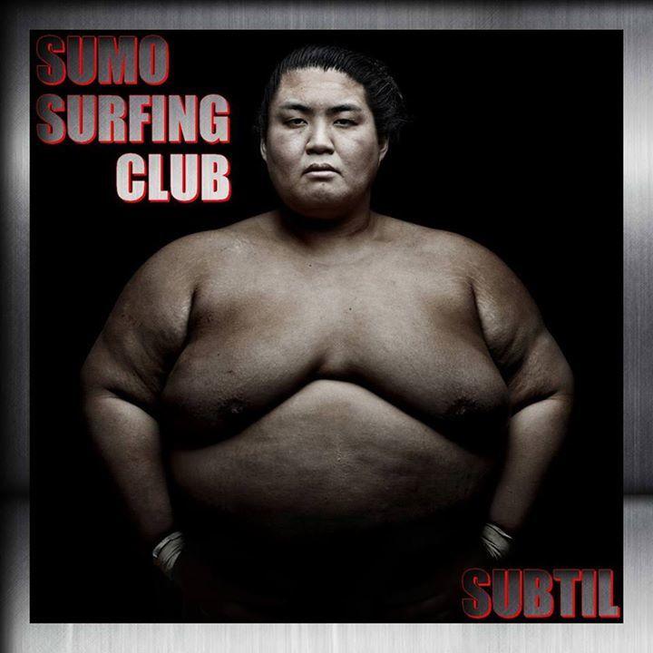 Sumo Surfing Club Tour Dates