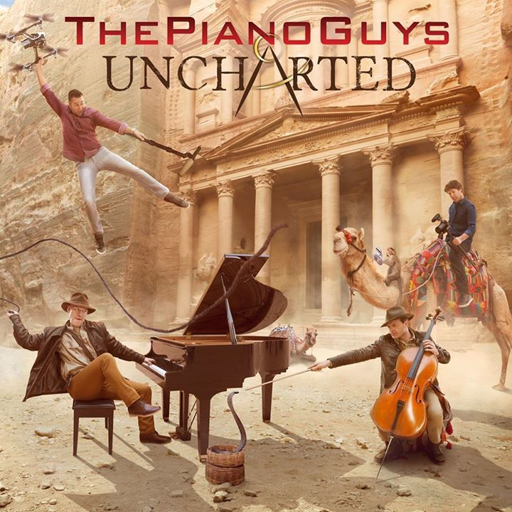 The Piano Guys @ AFAS Live - Amsterdam Zuidoost, Netherlands