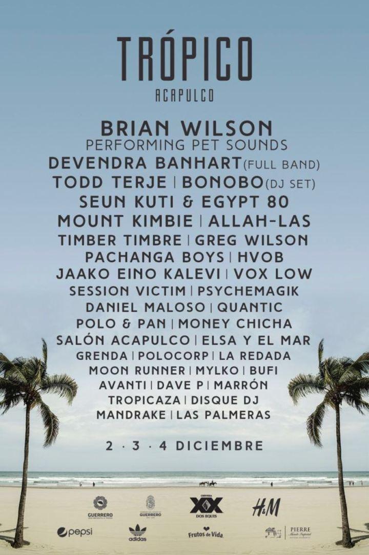 Money Chicha @ Tropico - Acapulco, Mexico
