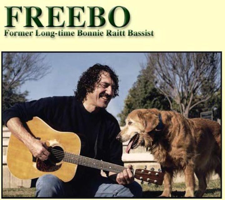 Freebo Tour Dates