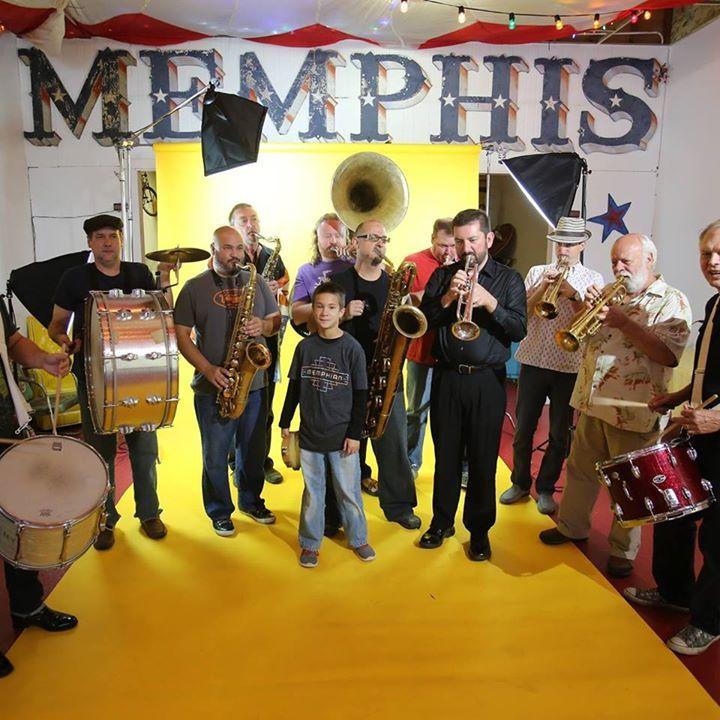 The Mighty Souls Brass Band Tour Dates