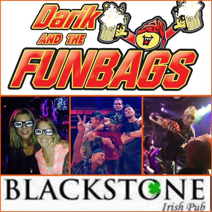 Darik and the Funbags @ Blackstone Pub - Southington, CT