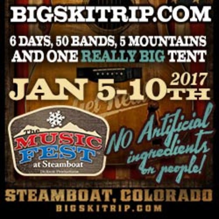 Chris Knight @ The MusicFest - Steamboat Springs, CO