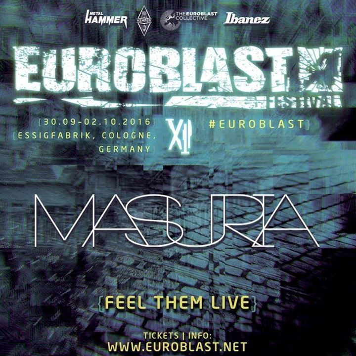 Masuria Tour Dates