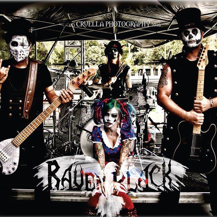 Raven Black Tour Dates