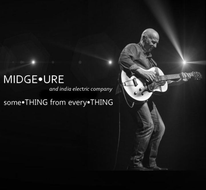 Midge Ure @ Södra Teatern  - Stockholm, Sweden