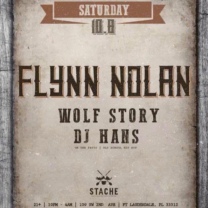 Flynn Nolan Tour Dates