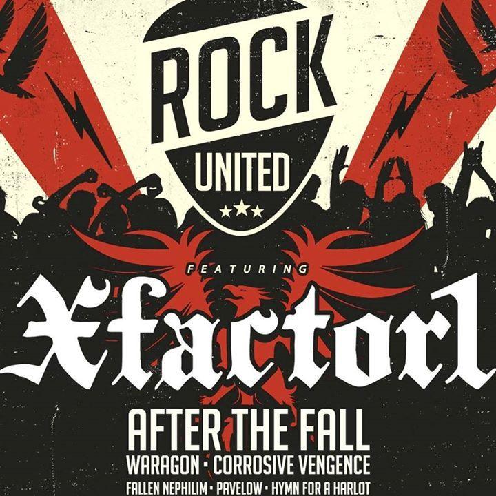 XFACTOR1 Tour Dates