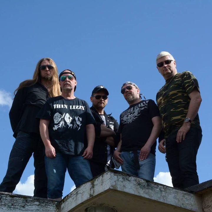 Artillery (The Official Page) Tour Dates