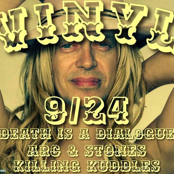 Killing Kuddles Tour Dates