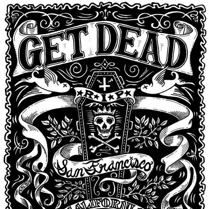 Get Dead Tour Dates