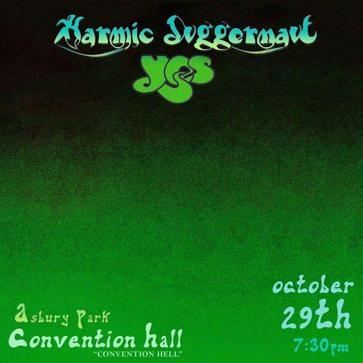 Karmic Juggernaut Tour Dates