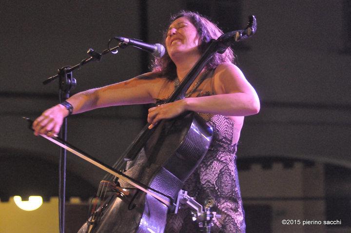 Dirty Cello @ Pistol River Concert Association - Gold Beach, OR
